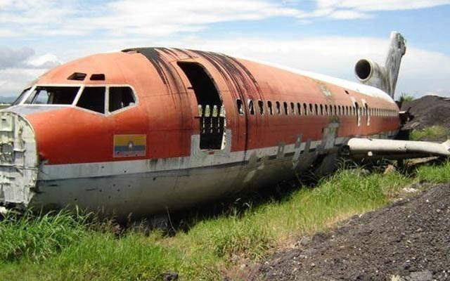 habitacion avion