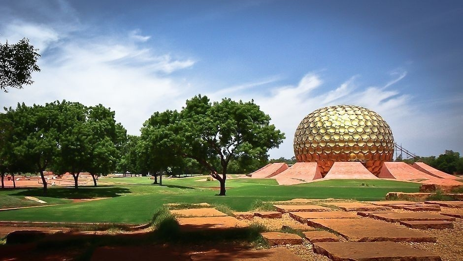 Auroville domo