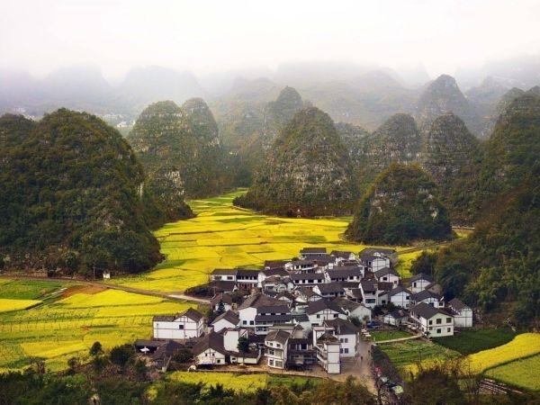 Chinese-Village