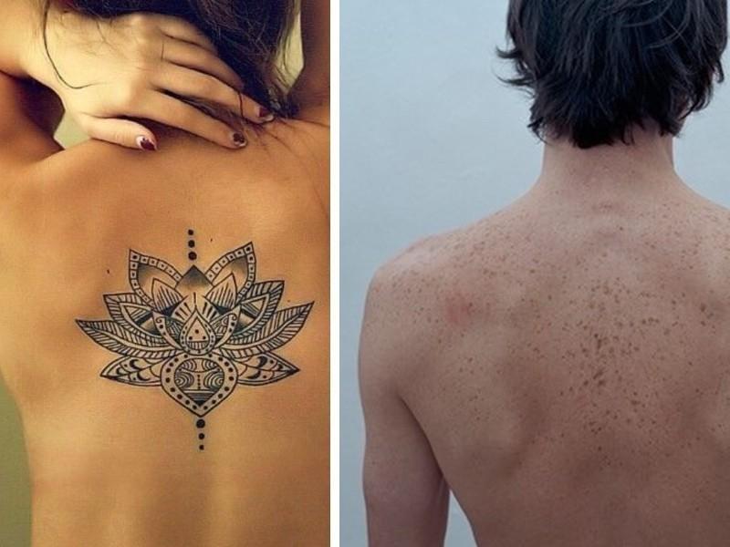 Qué dice tu espalda sobre ti- espalda ancha o pequeña