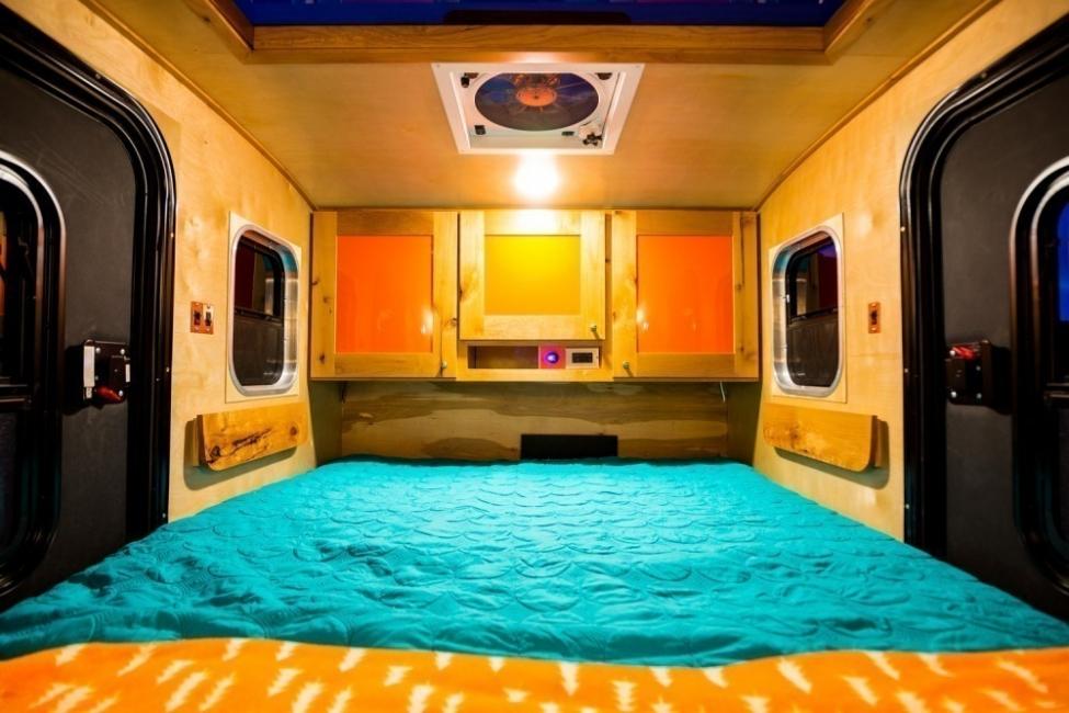 Lleva tu pequeño hogar adonde vayas - Timberleaf- habitación