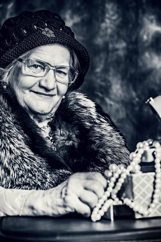 Se ha conocido la carta de una abuela de 83 años a su amiga