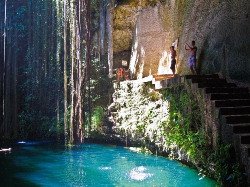 Riviera Maya - Cenotes