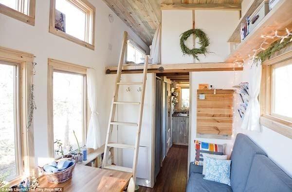 casita pequeña