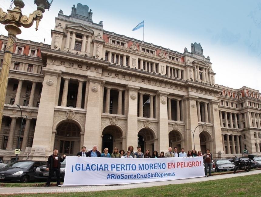 Salvá al Glaciar Perito Moreno - firmá la petición