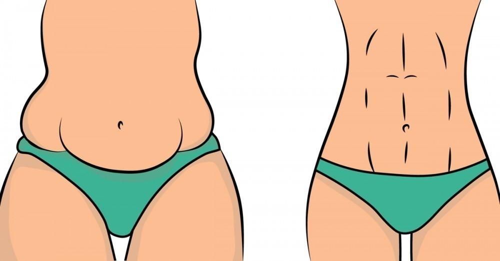 masajes en el abdomen para adelgazar