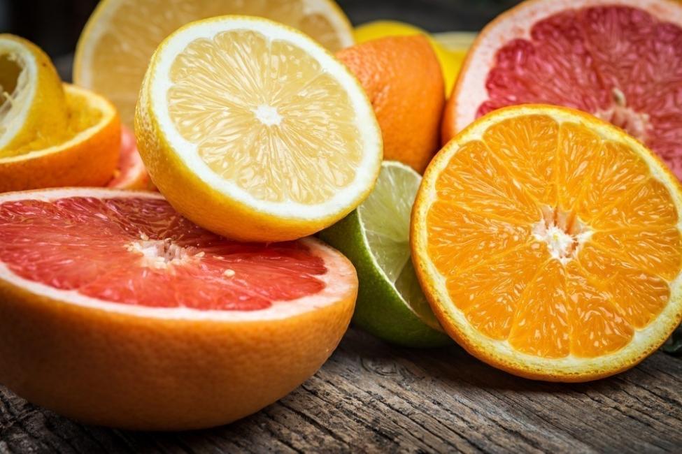 citricos - hierro