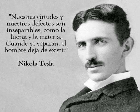 Tesla-frase