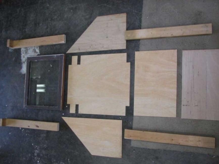 deshidratador solar casero de alimentos- construcción