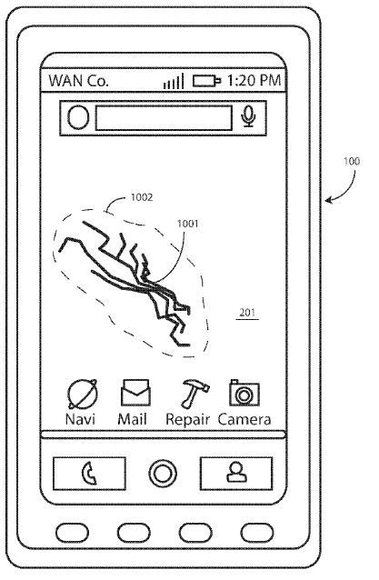 Propuesta de celular patentado