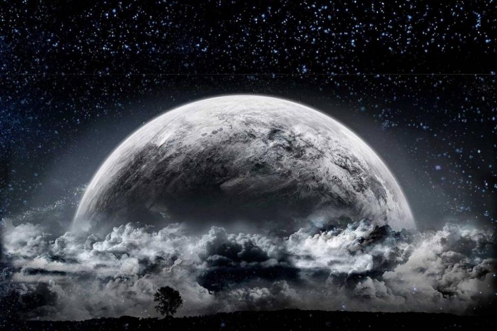 Febrero es el único mes de este año que no tendrá luna llena