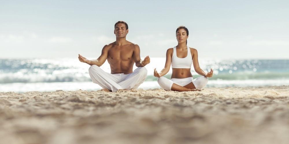 yoga para hacer en vacaciones