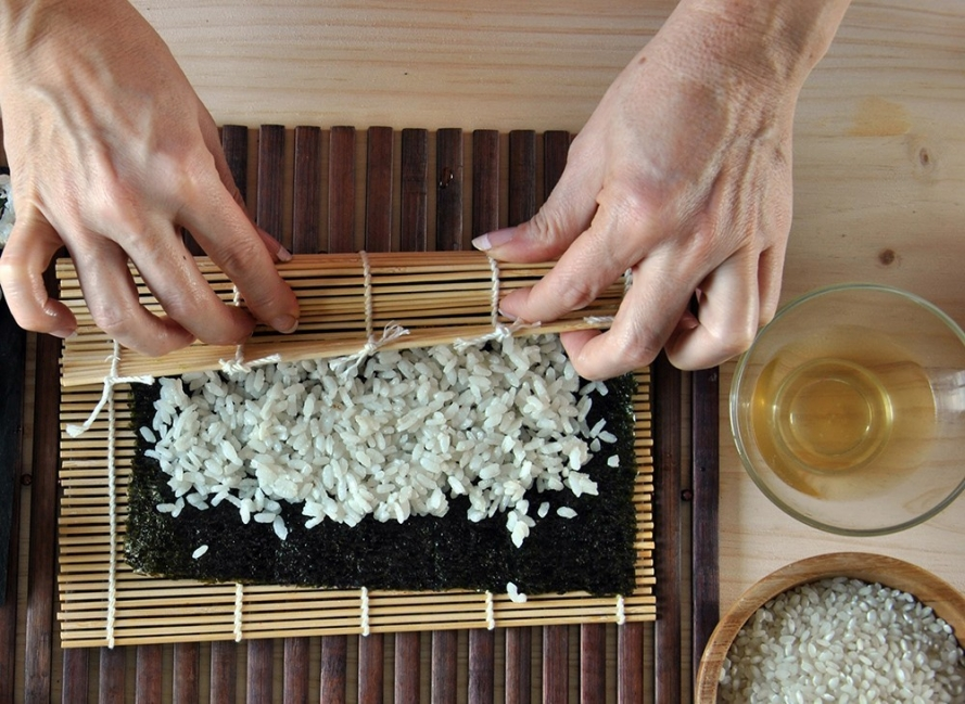 sushi- armado