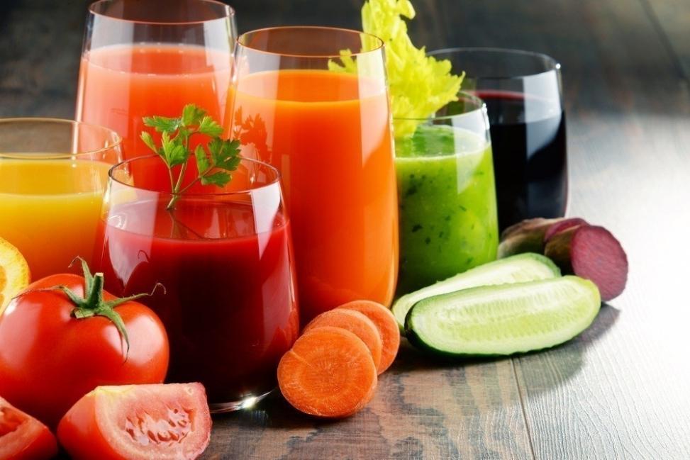 dieta de los jugos