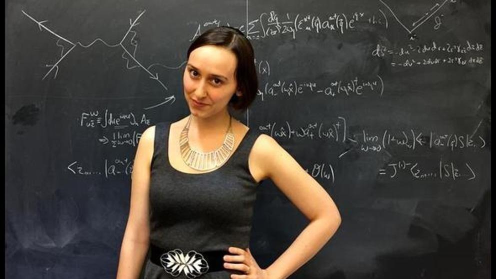 Sabrina Gonzales Pasterski