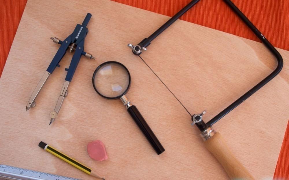 hacer pirograbado - materiales