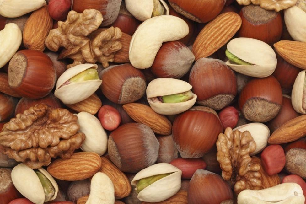 alimentos y ansiedad- frutos secos