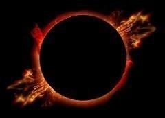 El eclipse se verá mejor en los estados del sur