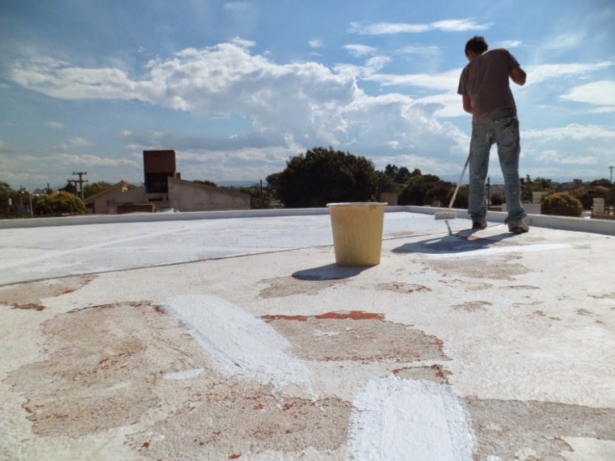 reparar goteras y filtraciones- techo y tejado