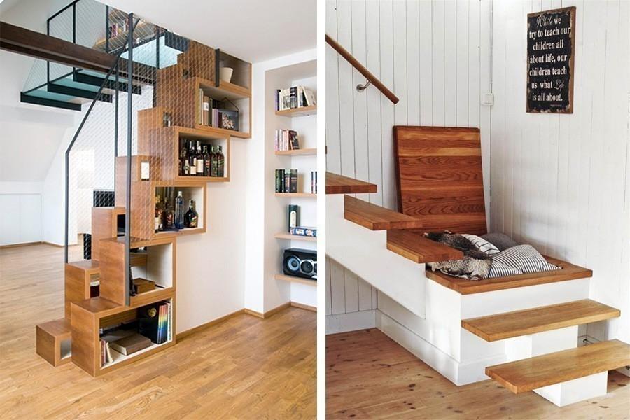 12 ideas para ahorrar espacio en tu hogar - Muebles ahorra espacio ...