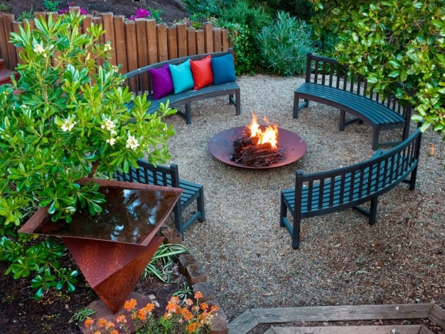 18 Ideas Para Decorar Patios Y Jardines - Decoracion-patios-y-jardines