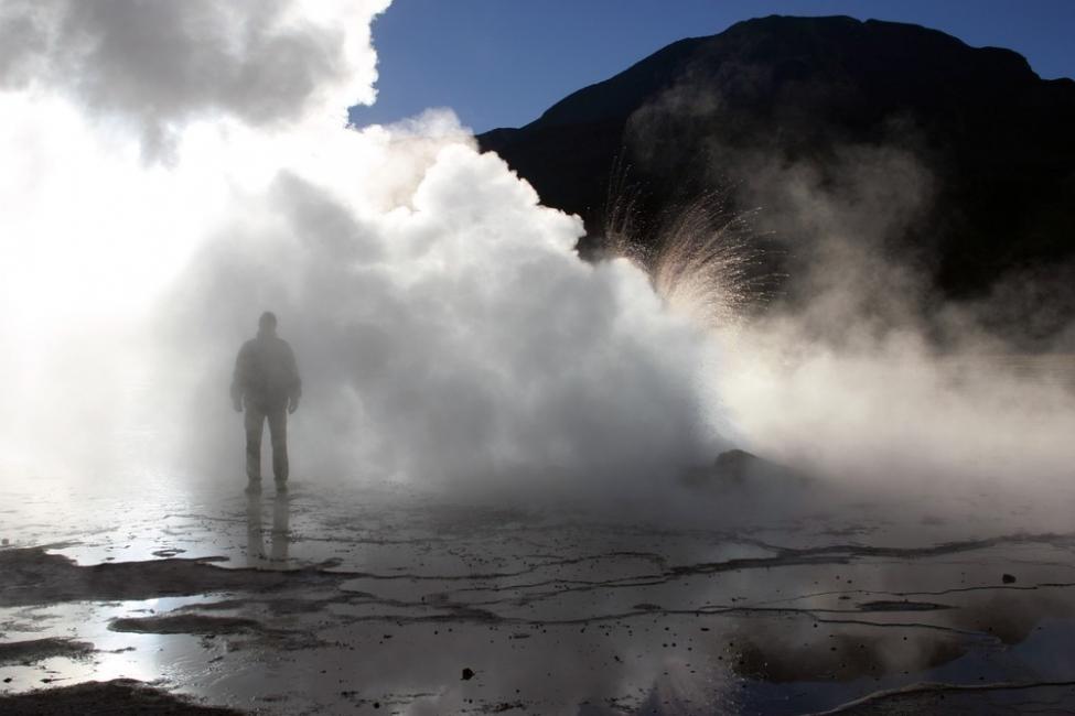 2. Géiseres de Atacama - Chile- paisajes