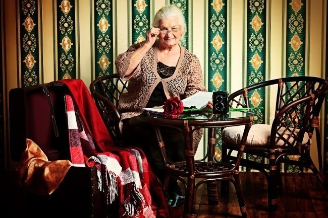 La abuela invita a disfrutar mejor la vida