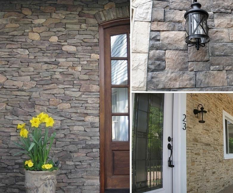 renovar tus espacios con falsa piedra- exterior
