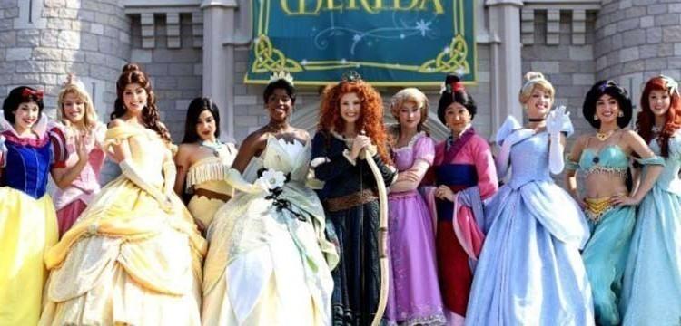 Hasta ahora, Dinsey ha creado princesas de todas las razas y creencias