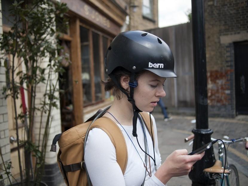 auriculares seguros para ciclistas