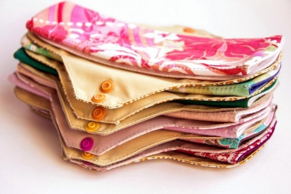 toallitas de tela- flujo vaginal