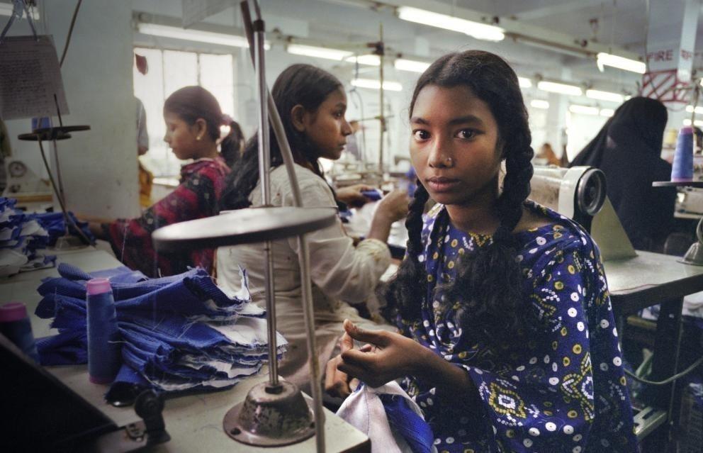 ropa sin trabajo esclavo- talleres clandestinos