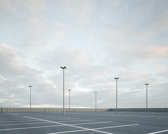 no lugar estacionamiento