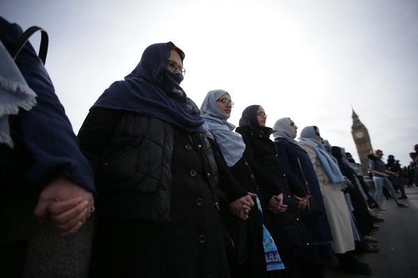 mujeres musulmanas por la paz