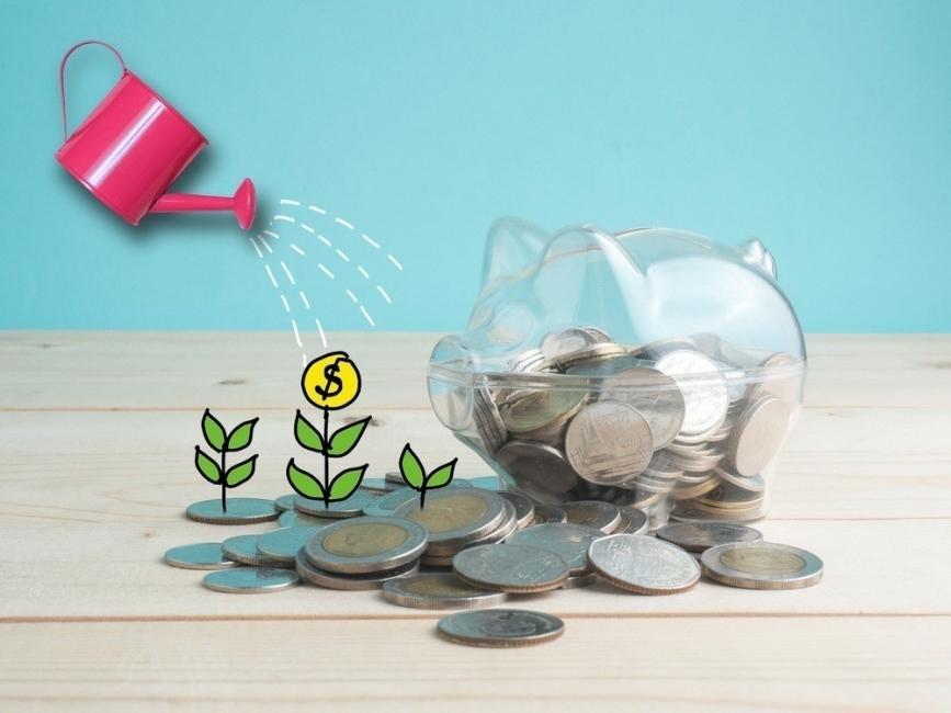 cultivar dinero