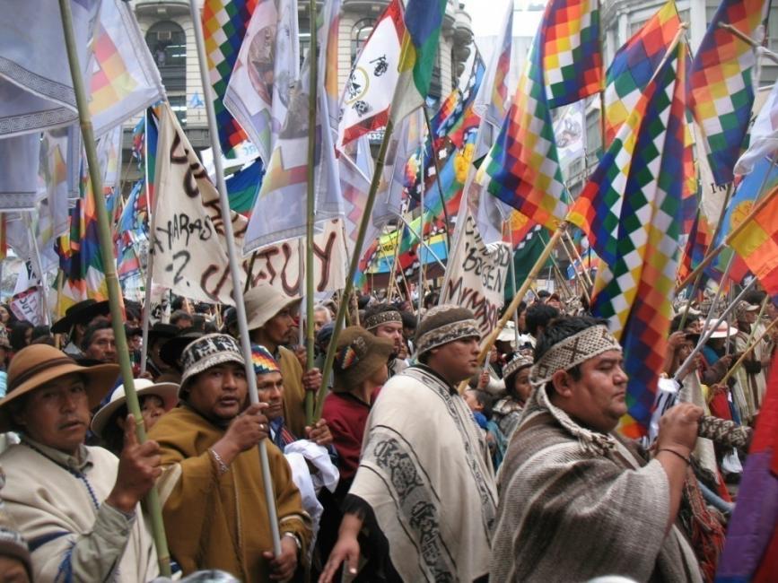 el impenetrable- pueblos originarios chaco