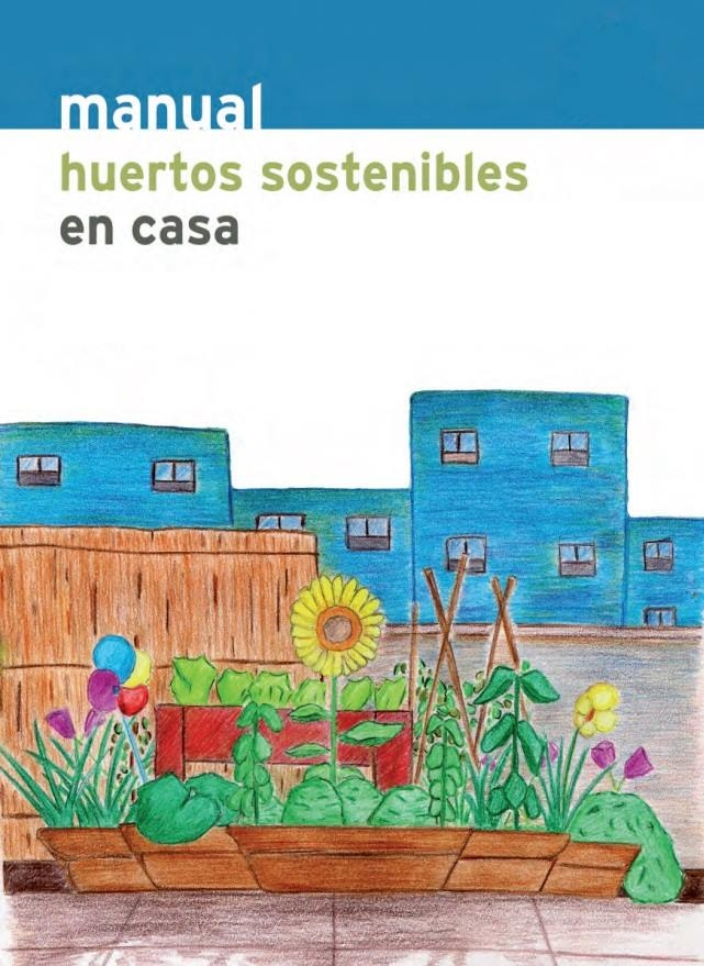 manual de huerto sostenible