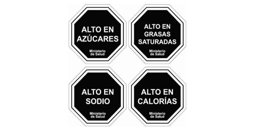 chile-ley de alimentos y etiquetado