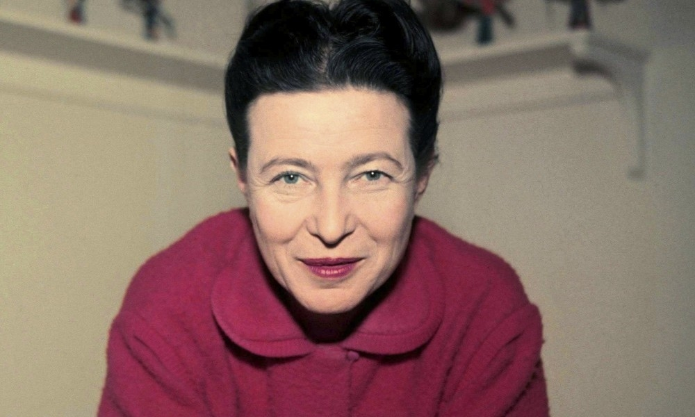Simone de Beauvoir - frases