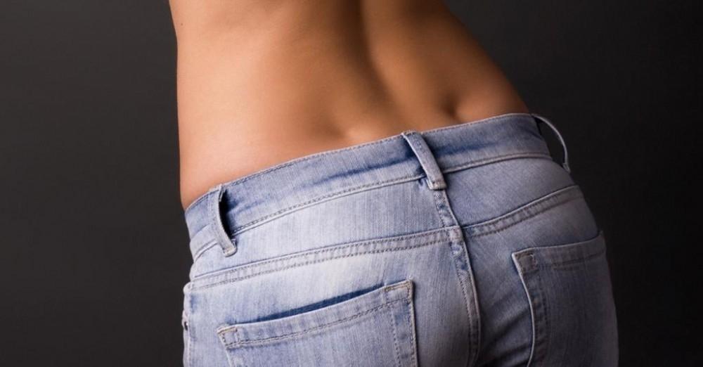 Qué dice tu espalda sobre ti - hoyuelos