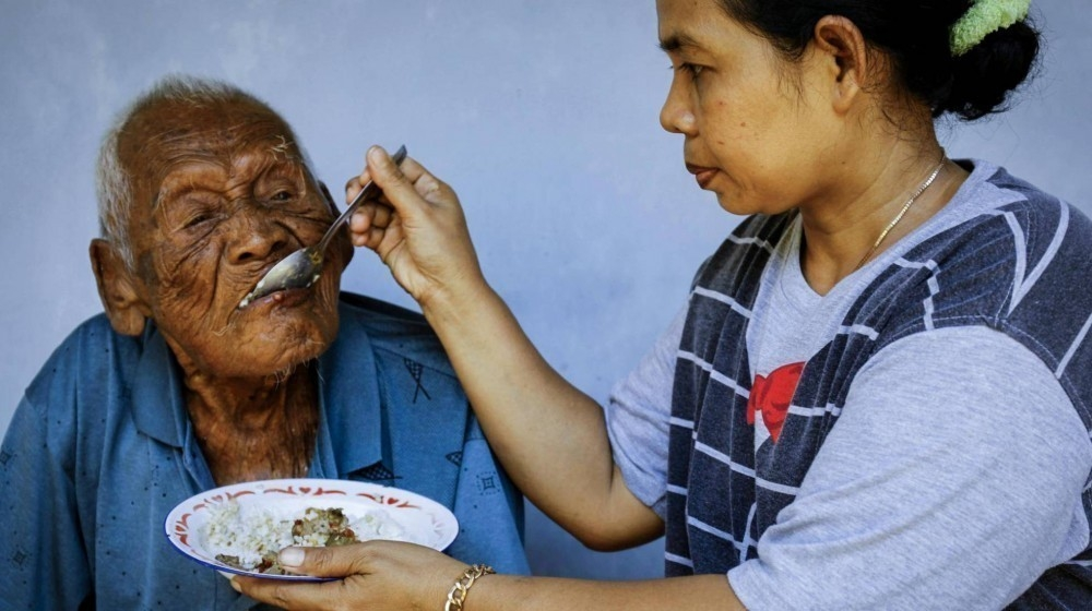 Sodimejo hombre más viejo del mundojo del mundo