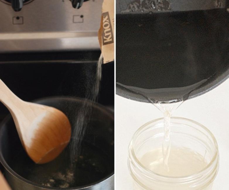 aromatizador en gel para tus ambientes- paso a paso