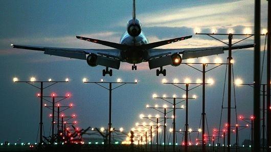 Viaje inesperado en avión