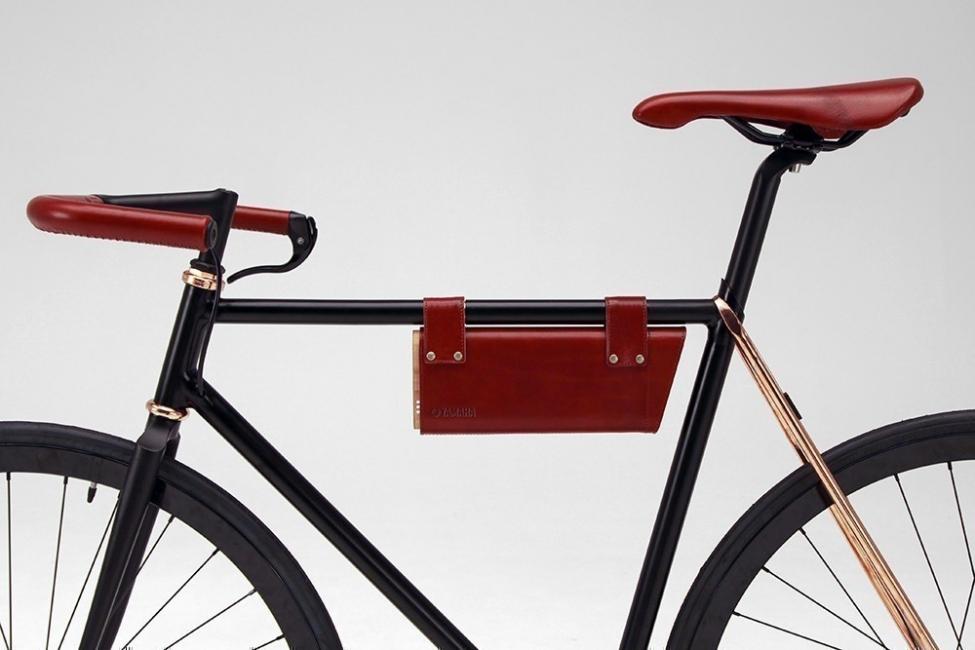 Una batería universal que puedes cargar con tu bicicleta