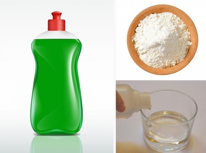 ingredientes para hacer burbujas caseras