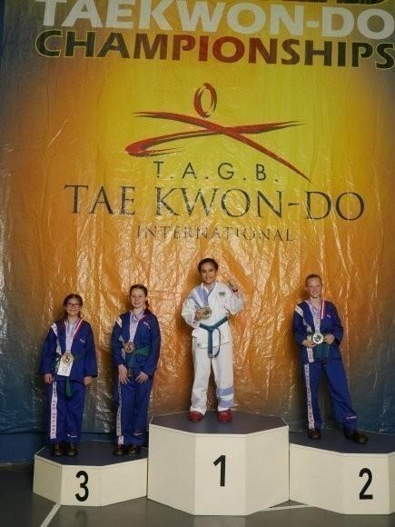 victoria taekwon do