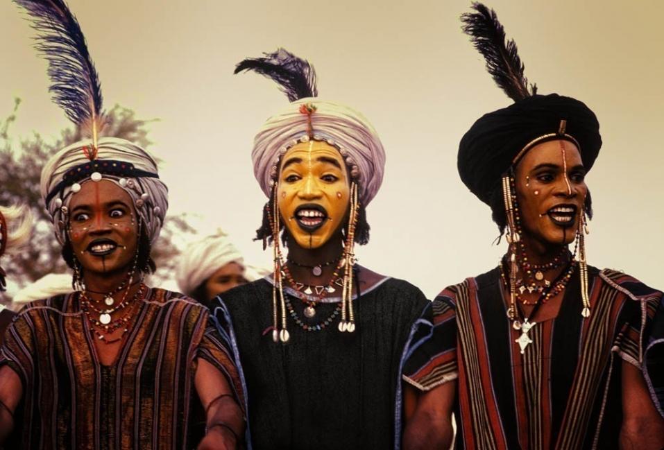 Tribu wodaabe- mujeres al poder