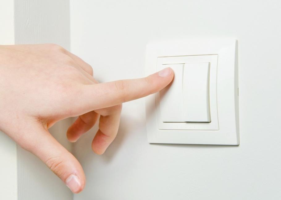 ahorrar electricidad- luz