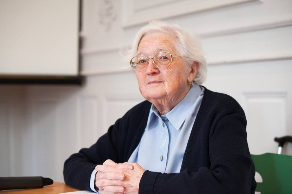 Colette Bourlier- 91 años tesis