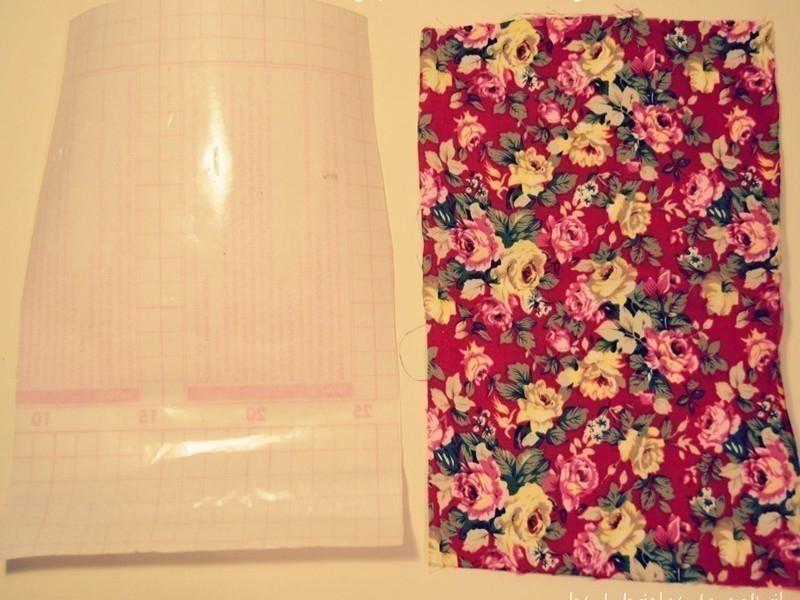 impermeabilizar una tela con forro de libros